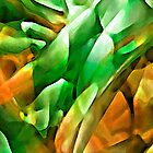 Synthetic Abstract Nature by DFLCreative