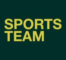 Wisconsin by sportsteam