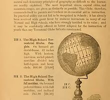 An illustrated manual for the use of the terrestrial and celestial globes by franceslewis