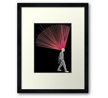 mohican Framed Print