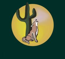 Coyote Moon by Sandra Fazenbaker