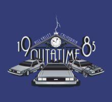 OUTATIME! by rollbiwan