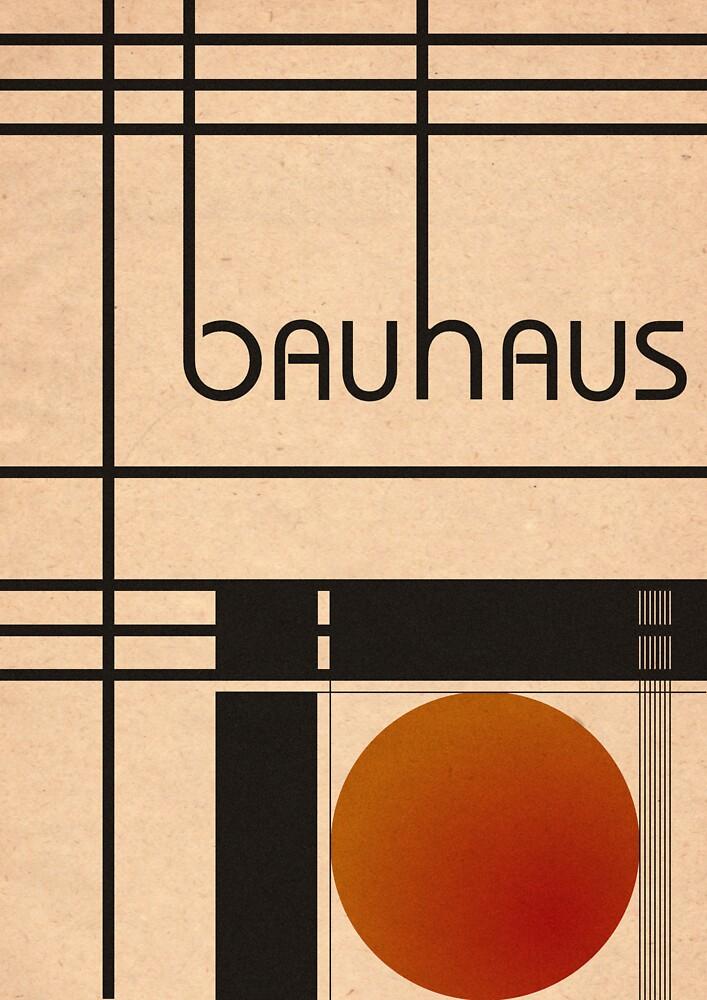 Bauhaus by cararob3rtz