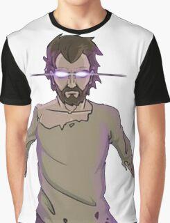 homeless guy  Graphic T-Shirt