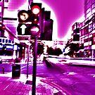 city & traffic by Yannis-Tsif