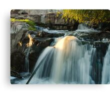 Upper Sioux Falls Canvas Print