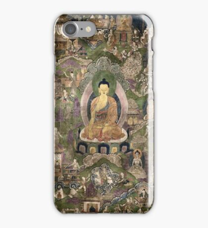 Buddha iPhone Case/Skin