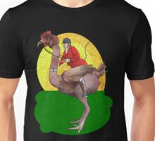 Genetically modified fox hunting Unisex T-Shirt