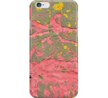 Splattered iPhone Case/Skin