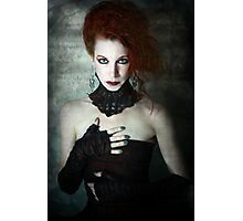 Gothic Noir Photographic Print