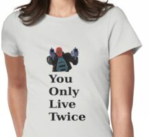 Jason Todd Inspired - You Only Live Twice shirt Womens Fitted T-Shirt