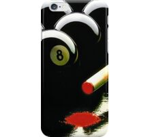 8 Ball iPhone Case/Skin