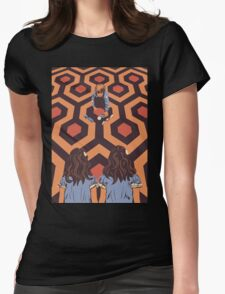 The Shining Room 237 Danny Torrance  Womens Fitted T-Shirt