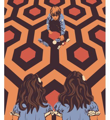 The Shining Room 237 Danny Torrance  Sticker