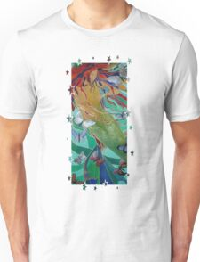 Swimming with Butterflies Unisex T-Shirt