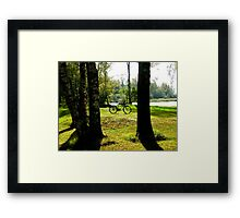 Borrowed  Framed Print