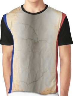 Flag of France  Graphic T-Shirt