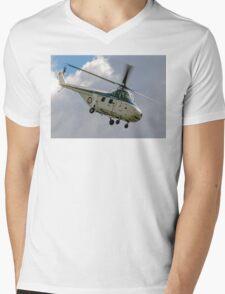 Westland Whirlwind HAR.10 XJ763 G-BKHA Mens V-Neck T-Shirt