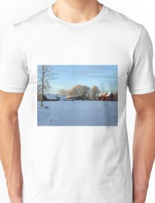 An afternoon in the country Unisex T-Shirt