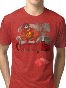 continuityman Tri-blend T-Shirt