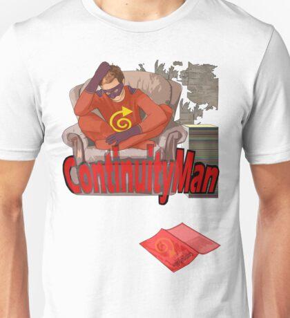 continuityman Unisex T-Shirt