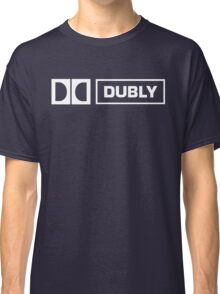 "This is Spinal Tap Dolby ""Dubly""  Classic T-Shirt"