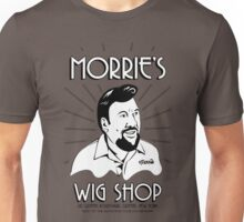 Goodfellas, Morrie's Wigs Shop Sign T-shirt  Unisex T-Shirt