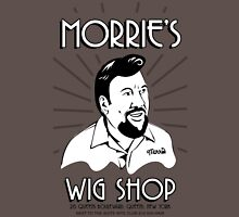 Goodfellas, Morrie's Wigs Shop Sign T-shirt  Unisex T-Shirt