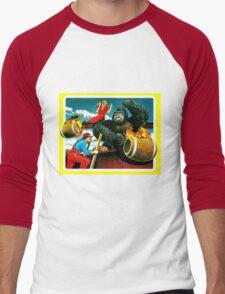 KONG - atari Men's Baseball ¾ T-Shirt