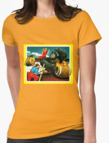 KONG - atari Womens Fitted T-Shirt