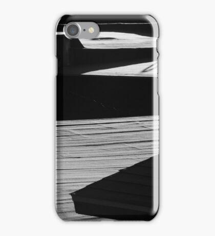 Monochrome morning iPhone Case/Skin