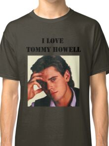 I <3 Tommy Howell Tee Classic T-Shirt
