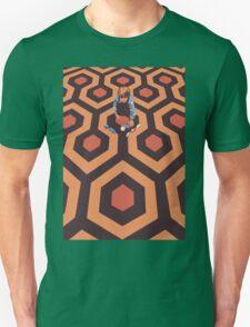 The Shining Screen Print Movie Poster  Unisex T-Shirt