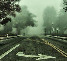 A Misty Morning by ddskphoto