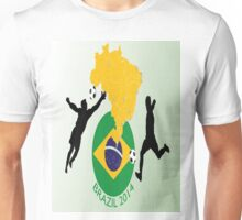 World Cup 2014 Brazil Unisex T-Shirt