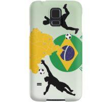 World Cup 2014 Brazil Samsung Galaxy Case/Skin