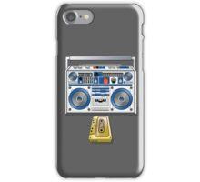 Retro Star Wars Boom box/Ghetto Blaster R2-D2 C-3PO iPhone Case/Skin