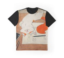 Trying to work... Graphic T-Shirt