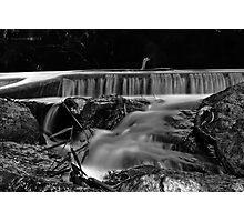 A long creek Photographic Print