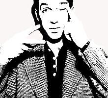 James Stewart by Lisa Briggs