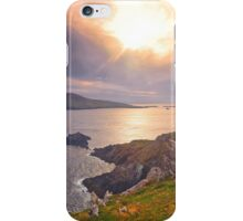 Blasket Island Sunset  2 iPhone Case/Skin