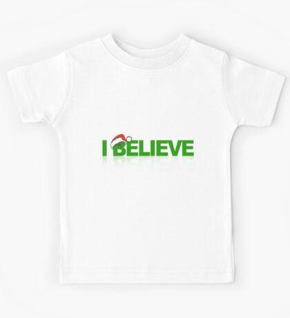 I Believe Kids Tee