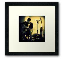 Adam 24/8/12 Framed Print