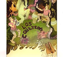 Los Coulters New Poster by LosCoulters