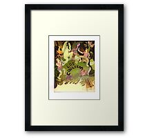 Los Coulters New Poster Framed Print