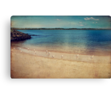 Bay of Dreams Canvas Print