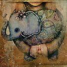 Elephants by © Cassidy (Karin) Taylor