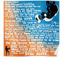 Still Alive Poster