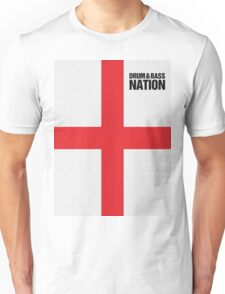 DRUM AND BASS NATION Unisex T-Shirt