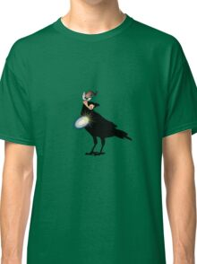 Earthworm Jim, Kicks Crow! Classic T-Shirt